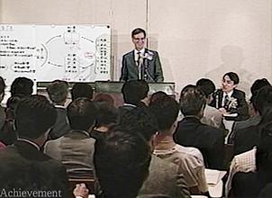 ロバート・ウォボルディング博士の来日講演映像